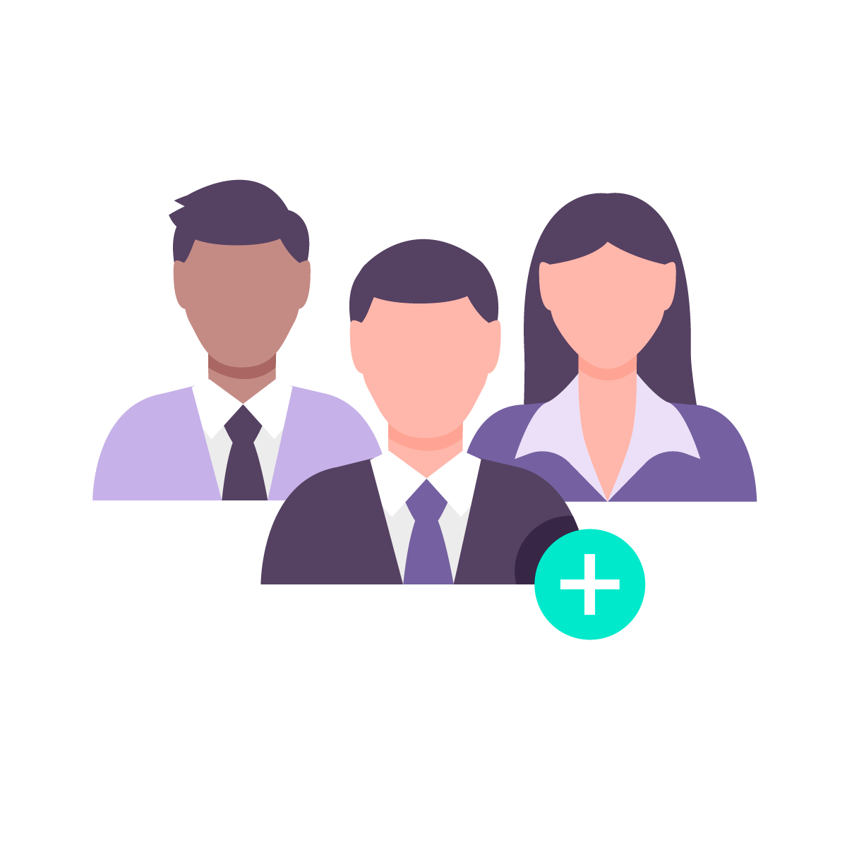 Add team member and assign roles