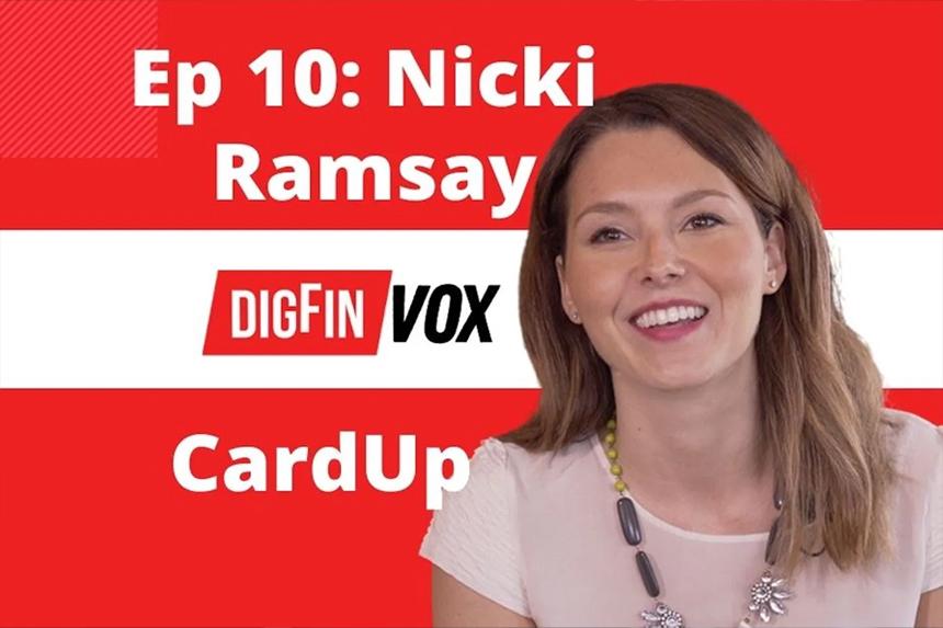 Card-tech's future, Nicki Ramsay, CardUp