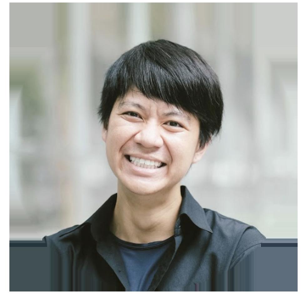 Portrait of Junxian Lee, Moovaz