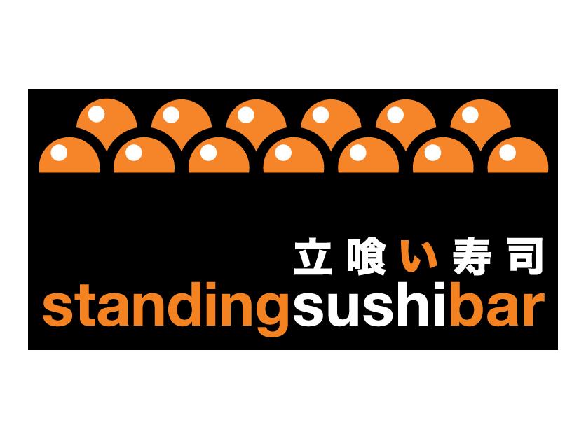 Standing Sushi Bar Logo